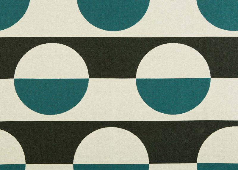 Eclipse Teal Fabric