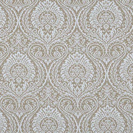 Soria White Fabric ,  , large