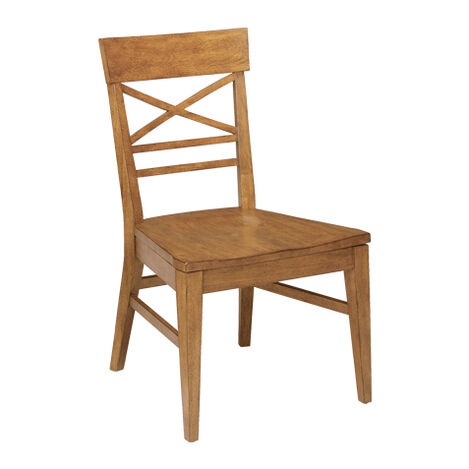 Blake Wood-Seat Side Chair Product Tile Image 386501