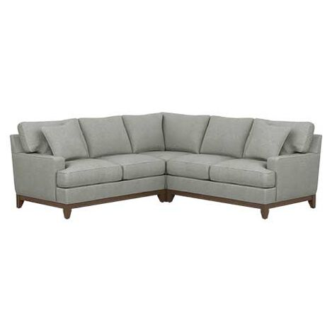 721724adbc787 Arcata Three-Piece Sectional. LIVING