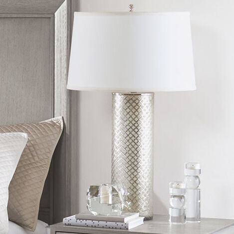Lattice Glass Table Lamp Product Tile Hover Image 097220