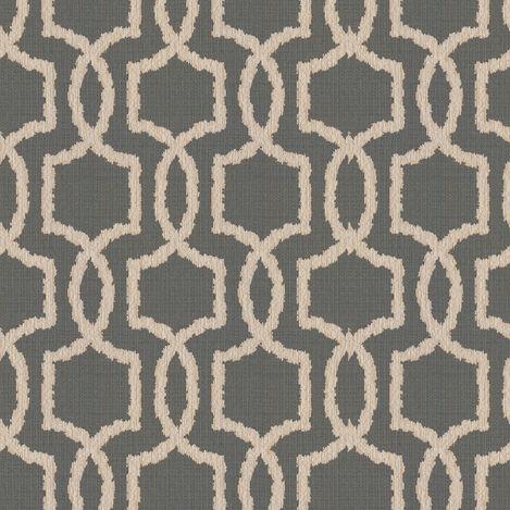 Ezra Pewter Fabric ,  , large