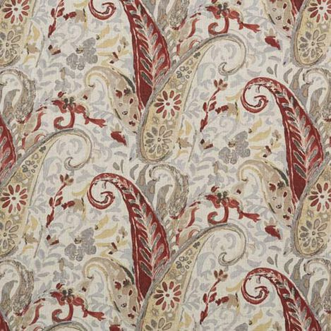 Nabry Ruby Fabric By the Yard Product Tile Image 39409