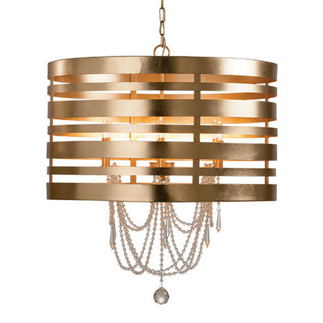 Coralina Drum Chandelier ,  , large