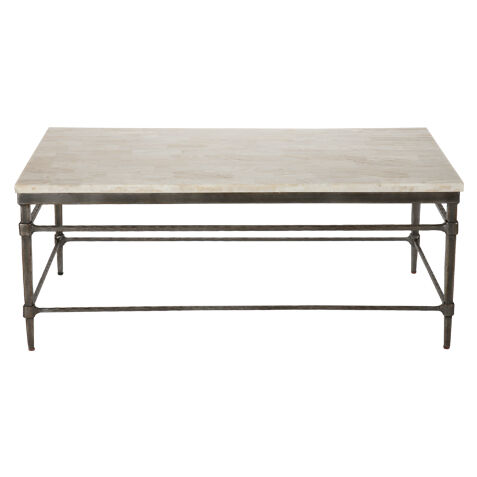 Vida Stone Top Coffee Table