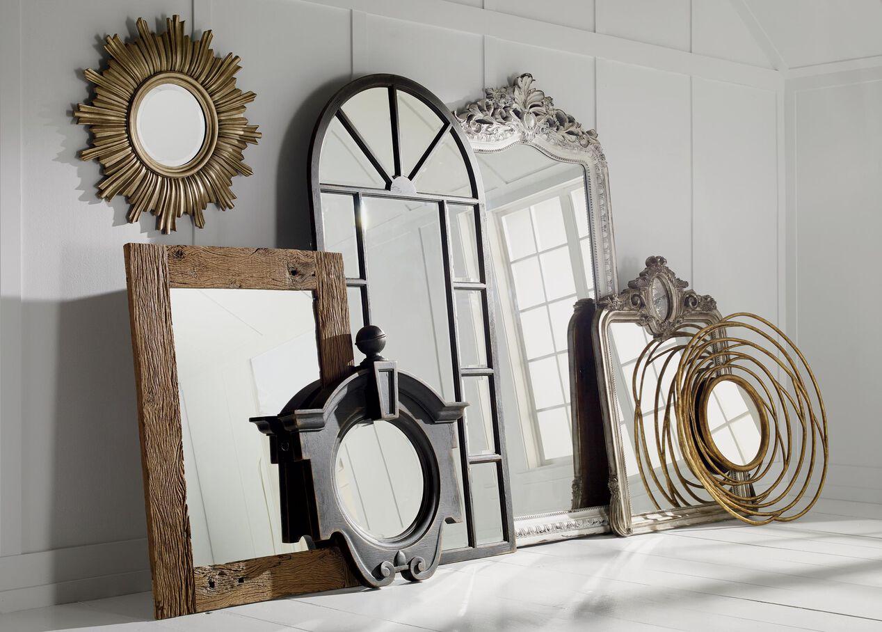 Spiral Twig Mirror | Mirrors | Ethan Allen