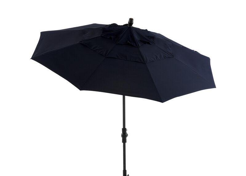 Indigo Round Market Umbrella