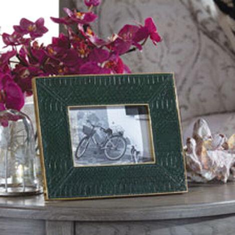 Emerald Snakeskin Picture Frame ,  , hover_image