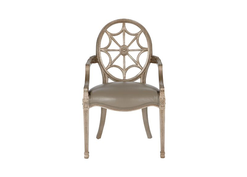 Cristal Leather Chair