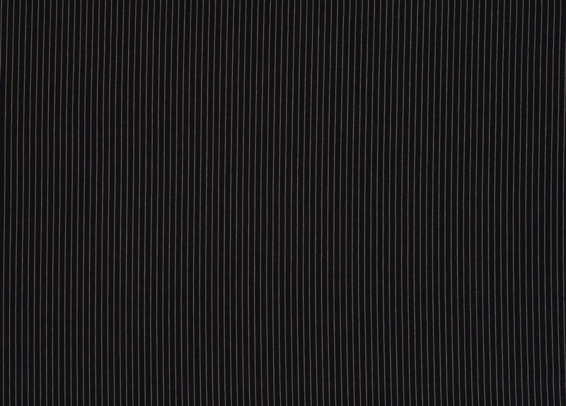 Essex Black Fabric by the Yard