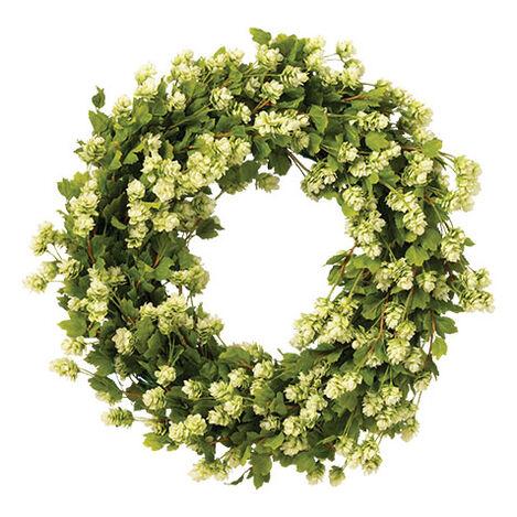 """30"""" Hop Wreath Product Tile Image 442213"""