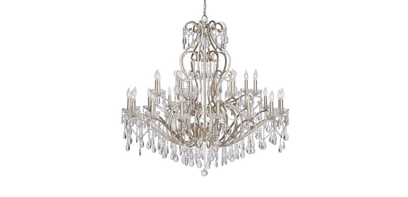 Whitney Champagne Grand Chandelier