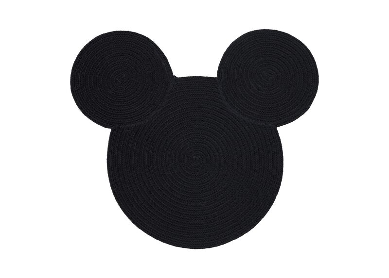Mickey's Ear Black