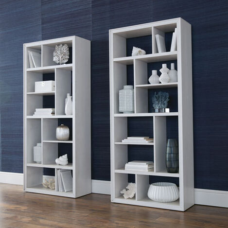 Curson Oak Display Bookcase Product Tile Hover Image 369240   723