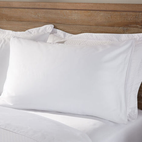 Ensuite Hotel-Style Pillowcases, White Product Tile Image 032997