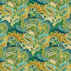 Jasmin Teal Fabric ,  , large