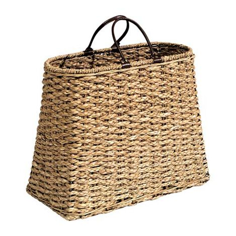 Bayong Oval Storage Bag ,  , large