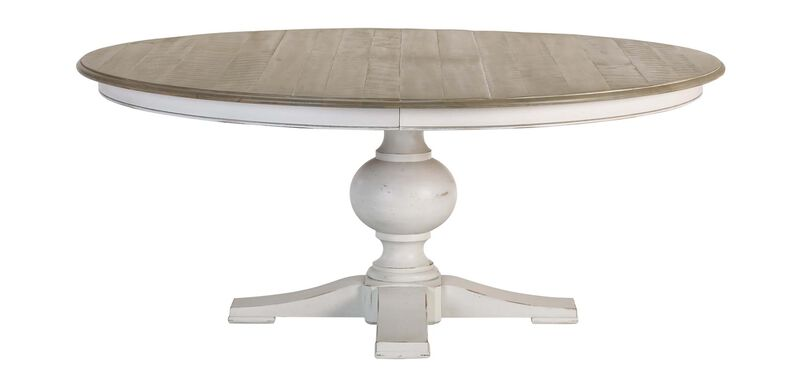 Cooper Rustic Round Dining Table
