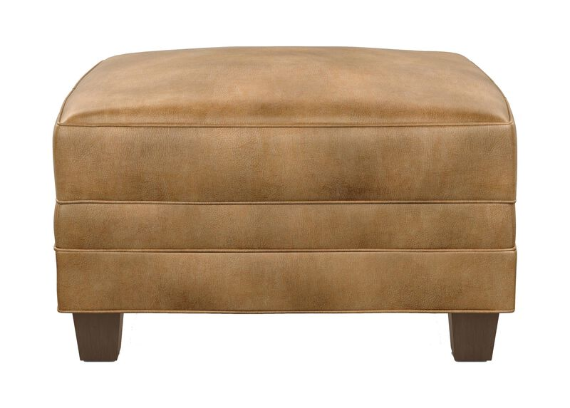 Dean Leather Ottoman ,  , large_gray
