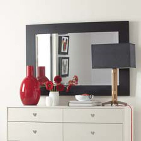 Chalkboard Frame Wall Mirror ,  , hover_image