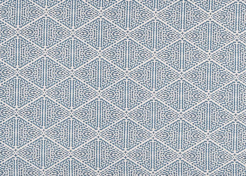 Guzan Indigo Fabric