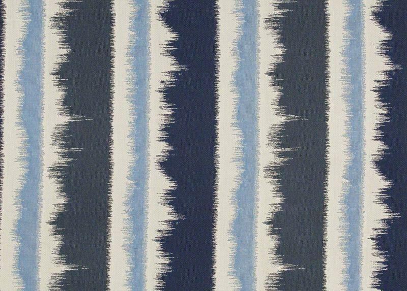 Strata Navy Fabric