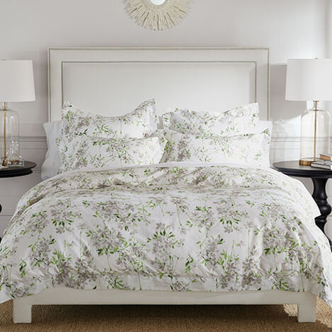 Abriella Floral Duvet Cover and Shams ,  , large