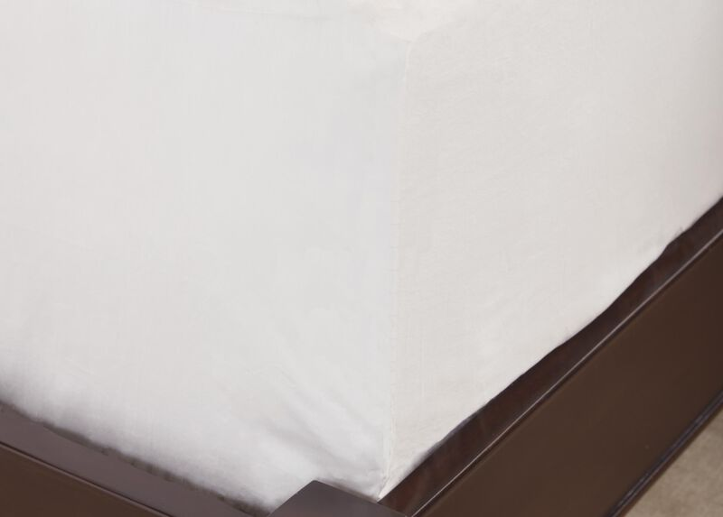 Royal Sateen Fitted King Sheet