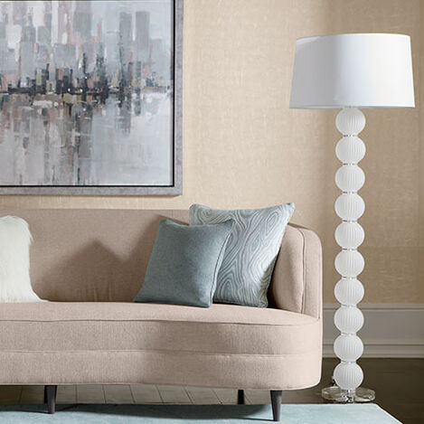 Mareena Glass Ball Floor Lamp Product Tile Hover Image 092171