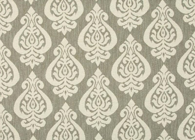 Margaux Pewter Fabric