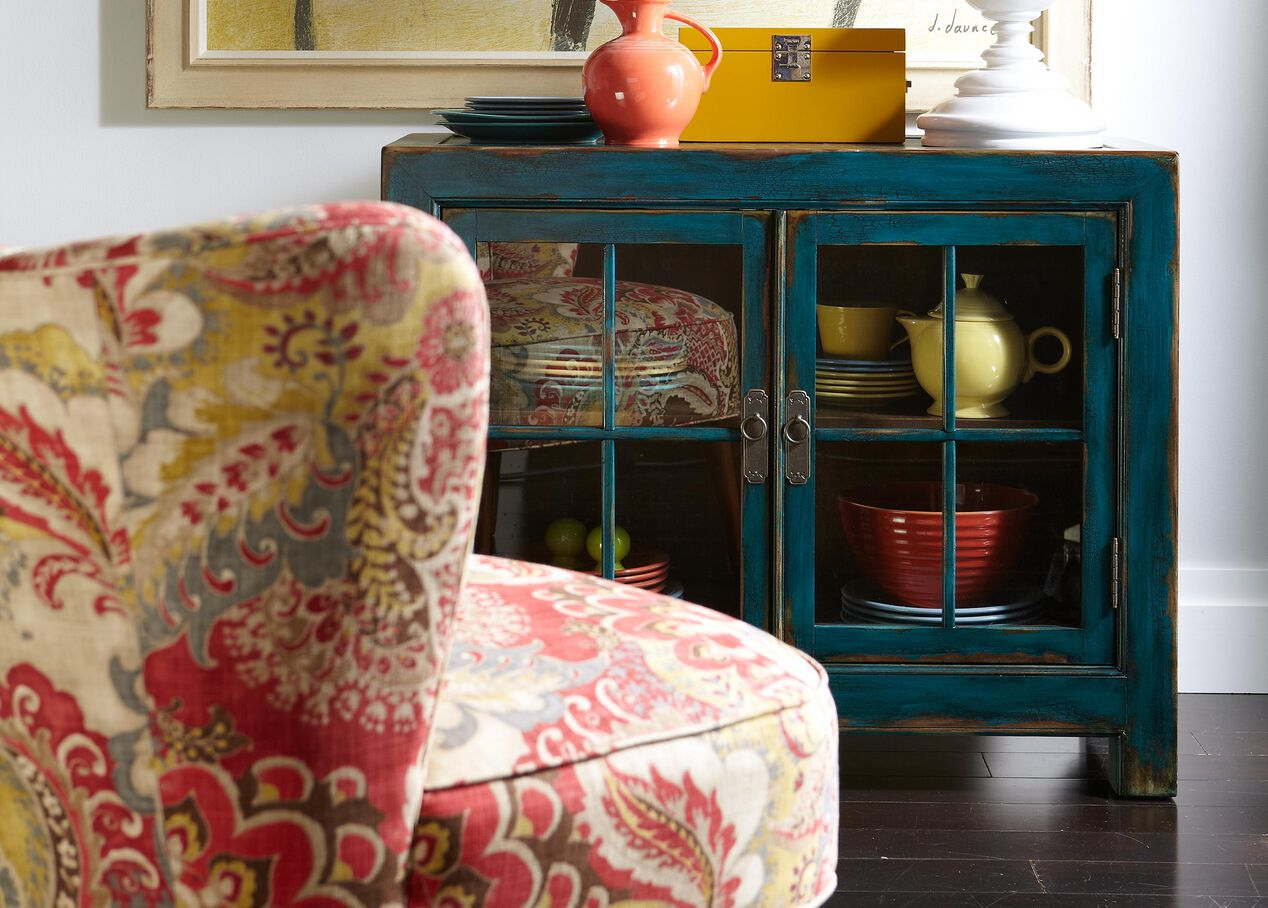Ming Small Media Cabinet Cabinets Ethan Allen