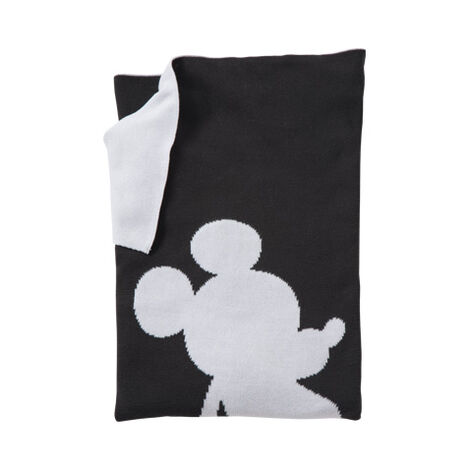 Mickey Mouse Mr. Mouse Stroller Blanket, Mickey's Ears ,  , large