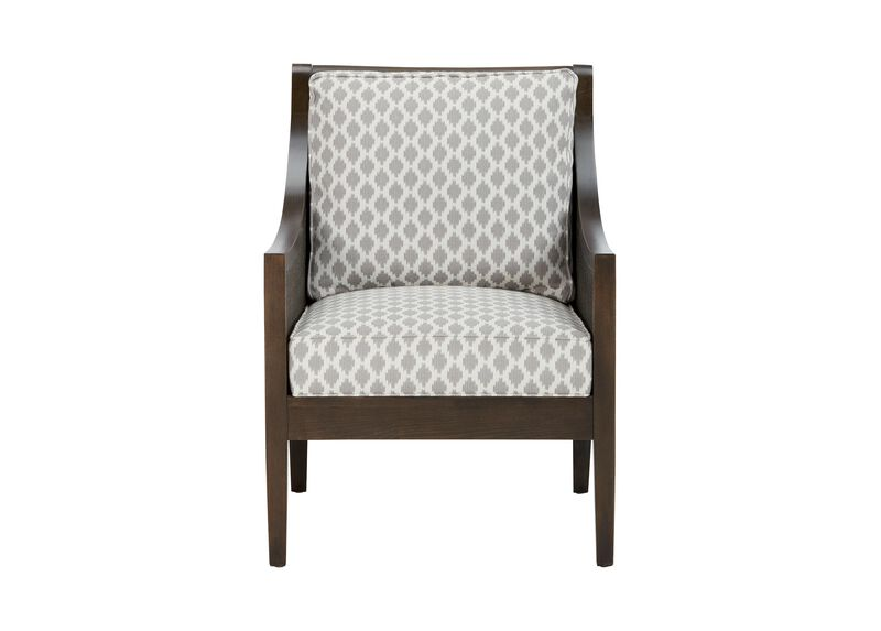Kelby Woven Chair , Osman Gray (F3055) , large_gray