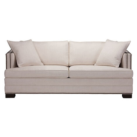 Sofas And Loveseats Leather Couch Ethan Allen