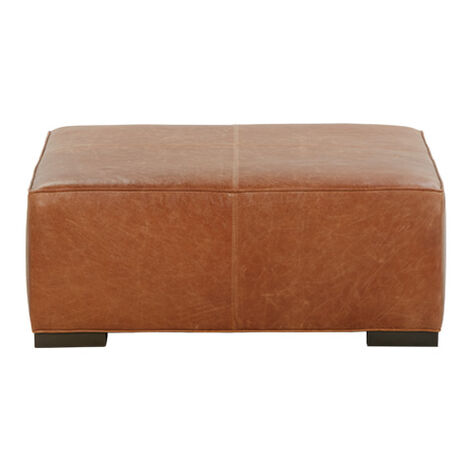 Miles Leather Cocktail Ottoman Product Tile Image mileslthott