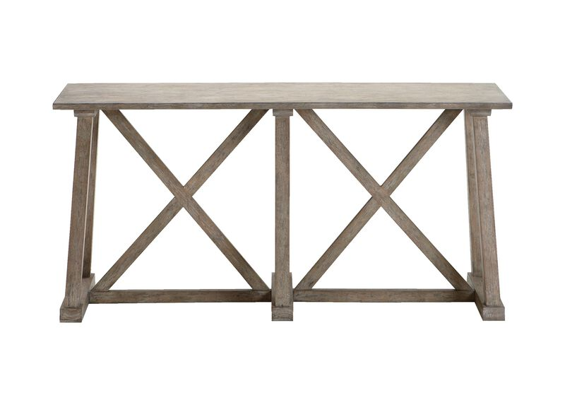 Bruckner Console Table