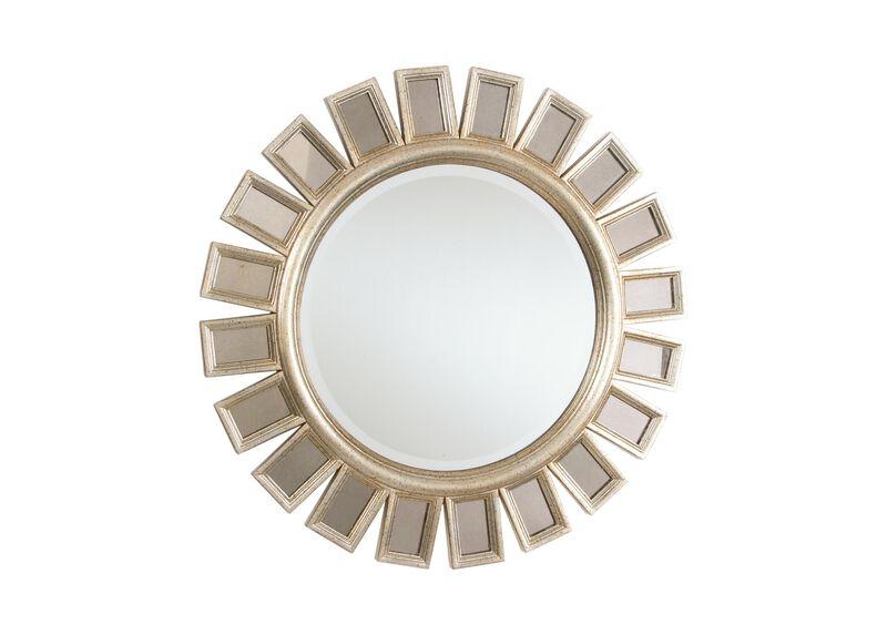 Multi-Paned Mirror