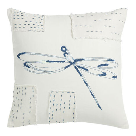 Dragonfly Patch Pillow Product Tile Image 065689