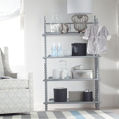 Marceline Tall Bookcase Product Tile Hover Image 109227
