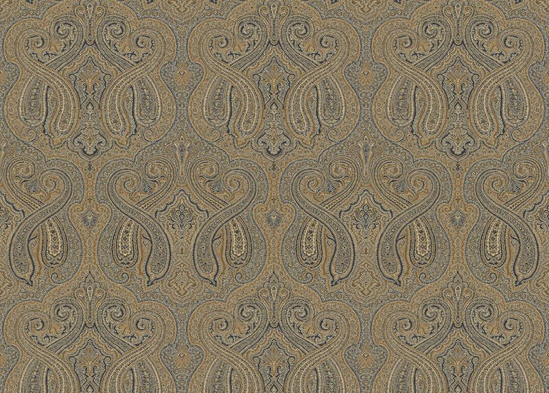 Marsyl Sapphire Fabric by the Yard ,  , large_gray