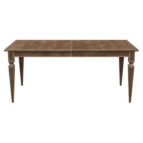 Null Quick Ship FREE SHIPPING Avery Extension Dining Table