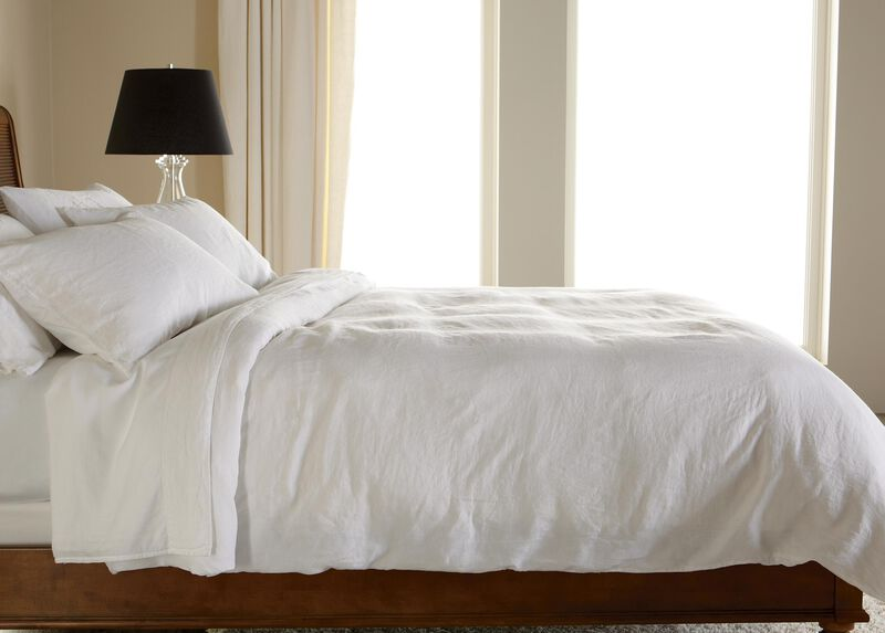 Windsor Stonewashed Full/Queen Duvet Cover ,  , large_gray