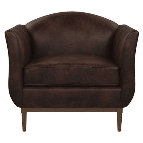 Audrey Leather Chair Product Tile Image 722069