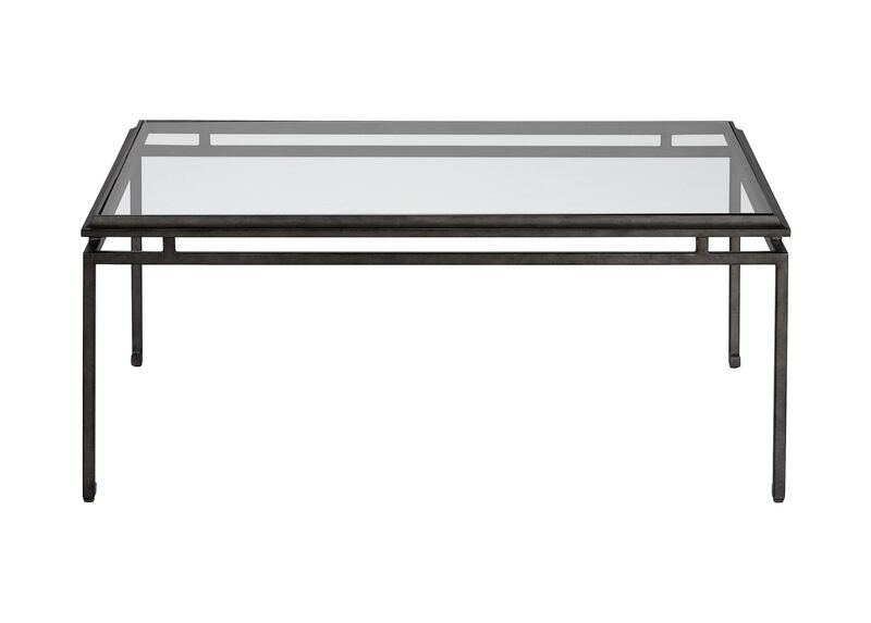 Beacon Square Coffee Table ,  , large_gray