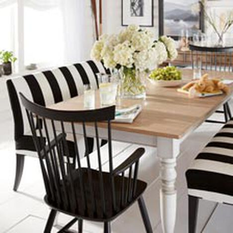 Shop Dining Chairs Kitchen Chairs Ethan Allen Ethan Allen Best Arm Chair Dining Room Design