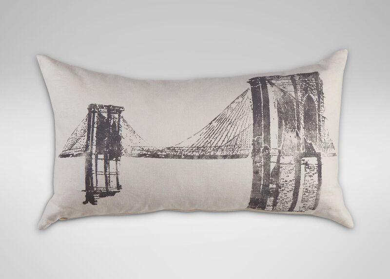 Brooklyn Bridge Pillows - Decorative & Throw Pillows   Zazzle