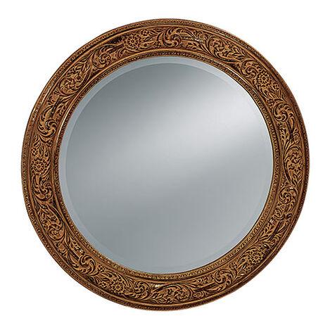 Ornately Framed Mirror Product Tile Image 074304