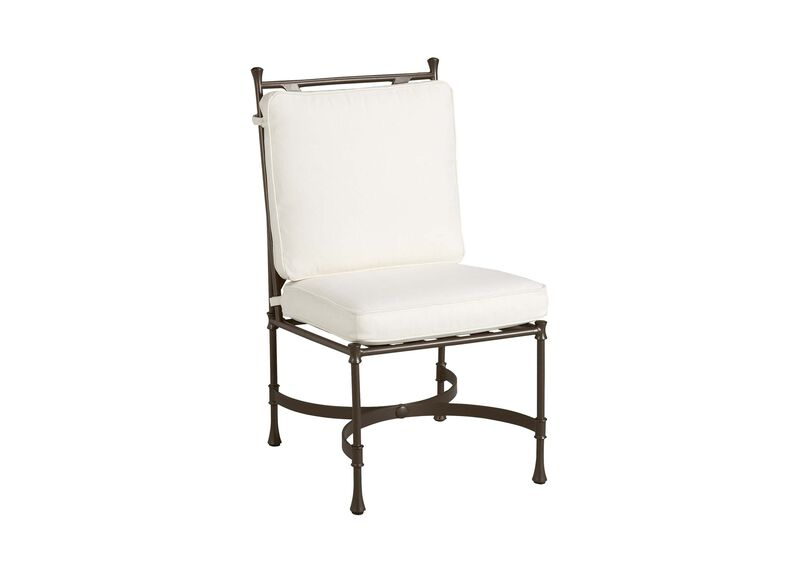 Biscayne Dining Side Chair , Kean White (P8430) , large_gray