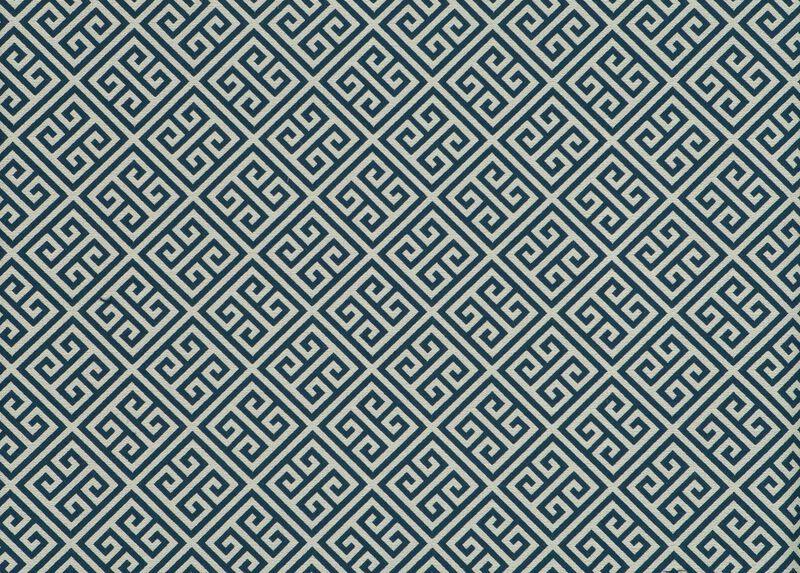 Kedron Navy Fabric by the Yard