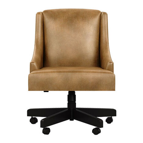 Harding Leather Task Chair ,  , large